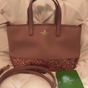 NWOT Kate Spade Ina Greta Court Purse.
